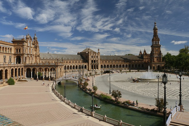 plaza españa sevilla turismo