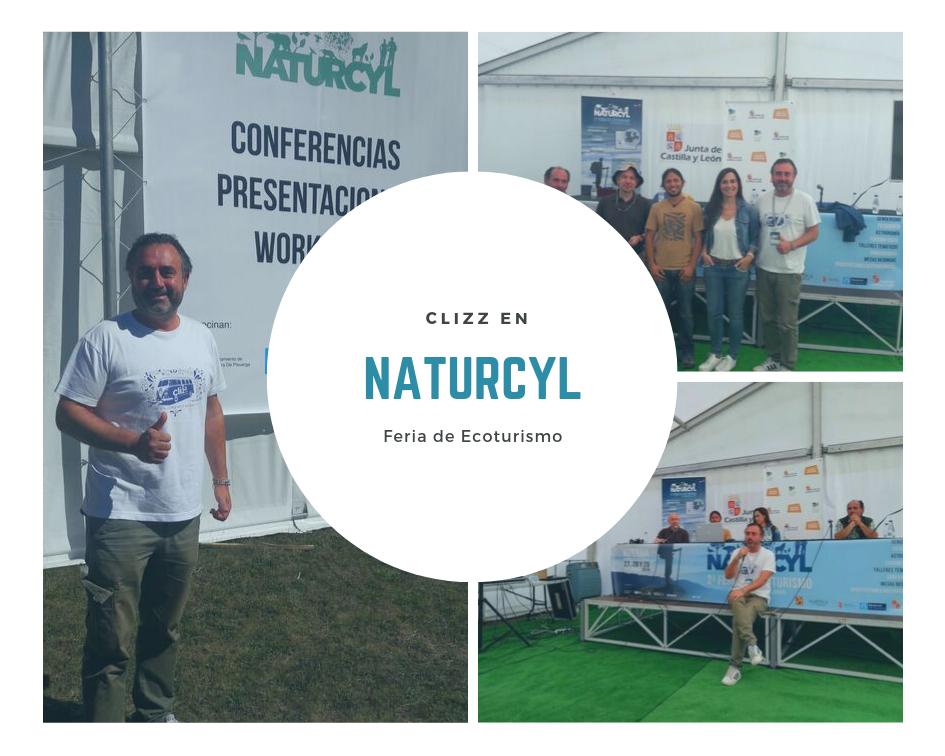 Clizzz en la Feria de Ecoturismo Natrucyl