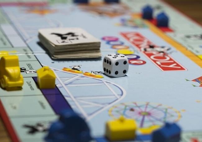 juegos de mesa para casa rural como el monopoly