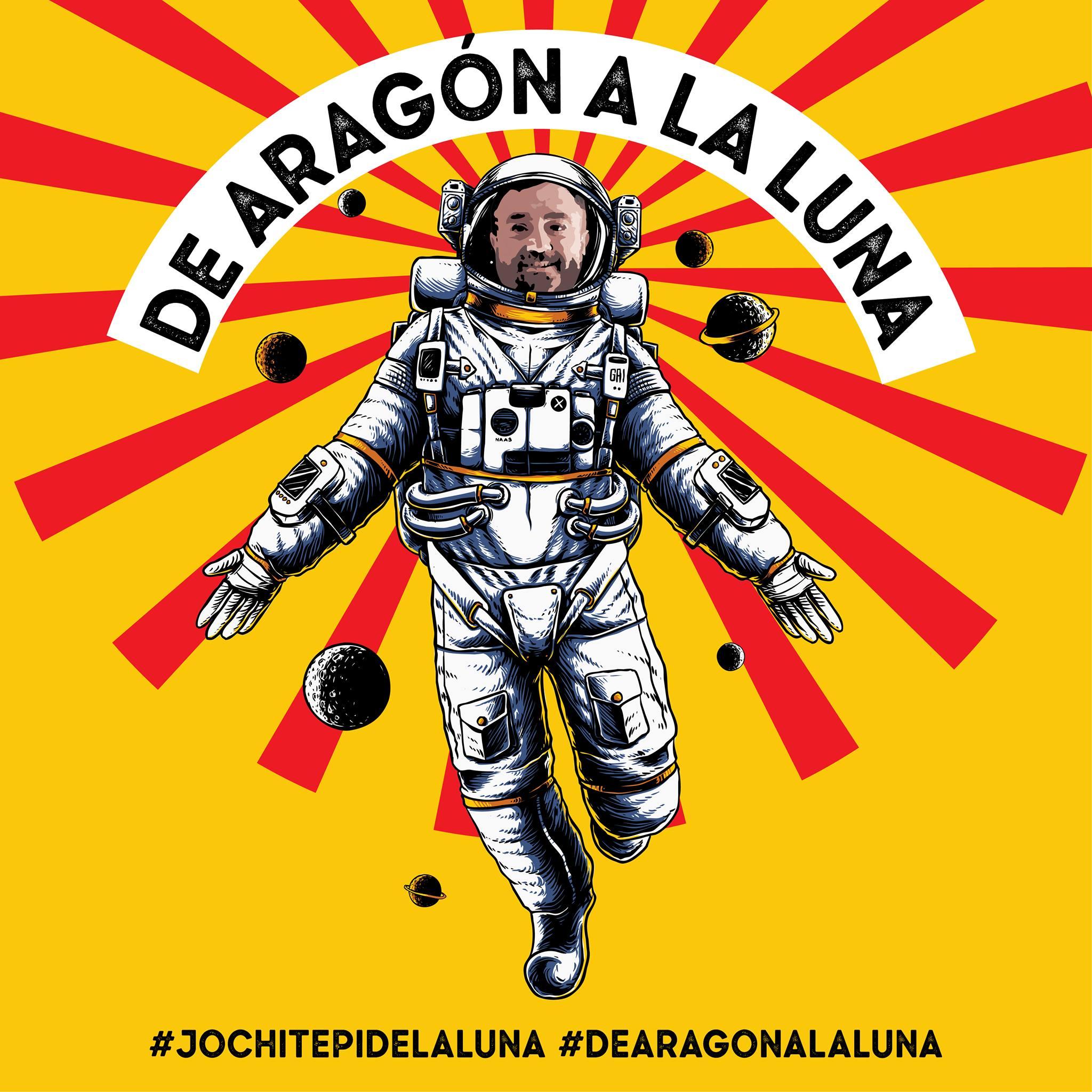 De Aragón a la Luna: Cuenta atrás en la carrera lunar de Jochi