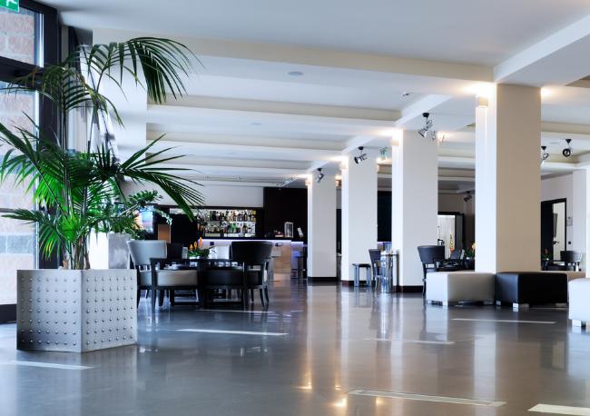 limpieza hotel