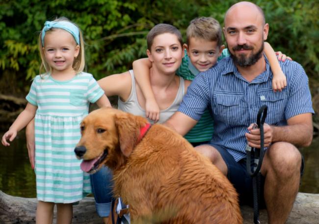 casa rural perros